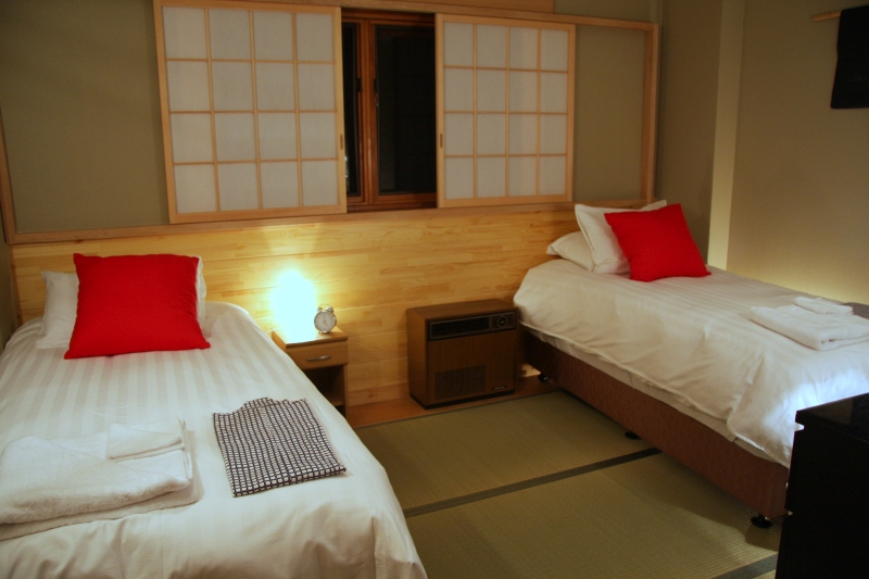 Double Black Hotel, Hakuba Village, Nagano