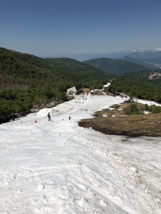 Yuzawa Now (26th May 2019)   Latest report   Yuzawa snow and weather