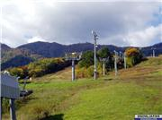 Kitanomine Lift Number 1, early October., uploaded by FuranoNow  [Furano, Furano City, Hokkaido]