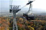 Furano Ropeway in autumn., uploaded by FuranoNow  [Furano, Furano City, Hokkaido]