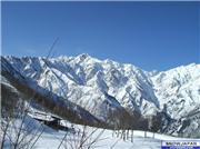 Christmas 06' at 47\r\nBad snow, great views, uploaded by JPchucky  [Hakuba 47 Winter Sports Park, Hakuba Village, Nagano]