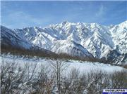 Christmas 06' at Goryo\r\nBad snow, great views., uploaded by JPchucky  [Hakuba Goryu, Hakuba Village, Nagano]