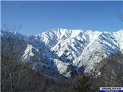 Christmas 06' at Goryo\r\nBreathtaking view on a bluebird day from the top., uploaded by Motherhucker  [Hakuba Goryu, Hakuba Village, Nagano]