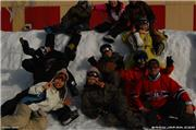 The Crew (Habs represent!), uploaded by Jyves  [Takasu Snow Park, Gujo City, Gifu]