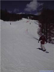 Center Course, uploaded by Metabo Oyaji  [Grandeco Snow Resort, Kita Shiobara Village, Fukushima]