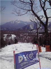 Pole Bahn on Melissa Course, uploaded by Metabo Oyaji  [Grandeco Snow Resort, Kita Shiobara Village, Fukushima]