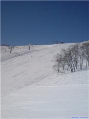 The Grand Prix course, uploaded by Mick Rich  [Hakuba Goryu, Hakuba Village, Nagano]