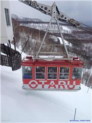 Otaru ropeway, uploaded by Mick Rich  [Otaru Tenguyama, Otaru City, Hokkaido]