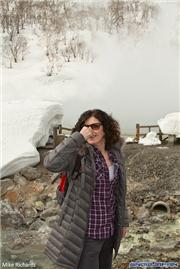 Nerys at Yukichichibu Onsen, uploaded by Mike Pow