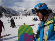 Now dont go silly out there Blacky\r\n, uploaded by Ross  [Hakuba 47 Winter Sports Park, Hakuba Village, Nagano]