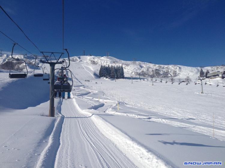 Muica Snow Resort Photos Japan Ski Photos Minamiuonuma City