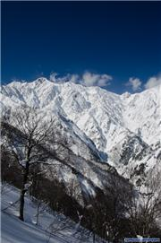 Views from Hakuba Goryu in Hakuba, uploaded by muikabochi  [Hakuba Goryu, Hakuba Village, Nagano]