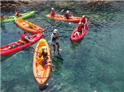 Seakayaking and snorkeling at Urata beach, uploaded by tsondaboy