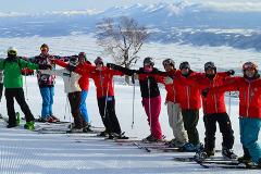 Furano Snow School, Furano, Hokkaido