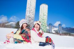 GAO Snow Academy, Tomamu, Hokkaido